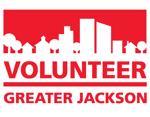Volunteer Greater Jackson logo